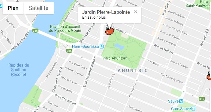 Jardin Pierre-Lapointe