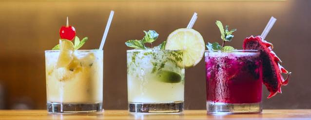 recettes jardin boissons